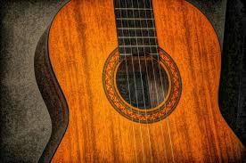 Resultado de imagen para guitarra pintura