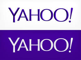 yahoo logo flat. Simple Yahoo New U0027permanentu0027 Yahoo Logo Finally Unveiled Inside Logo Flat C