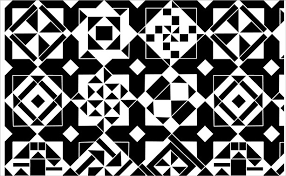 Black And White Quilt Patterns Interesting 48 Quilt Patterns Textures Backgrounds Images Design Trends