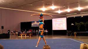 Leslie Munoz, Aimee Bruns & Tayler Harris - 2011 Acro Nationals - Balance  Routine - YouTube