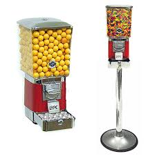 Vending Machine Candy Cool LYPC Tough Pro Gumball Bulk Candy Vending Machine