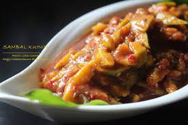 Rahasia membuat sambal mangga kuini tanpa minyak yang enak. Amie S Little Kitchen Cara Membuat Sambal Kuini Yang Sedap