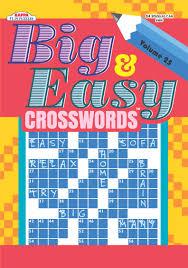 Course Designer Crossword Puzzle Clue Big Easy Crosswords Puzzle Book Volume 25 Kappa Books