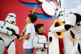 Disney Cruise Line's Star Wars Day at Sea - Magic Family Travel