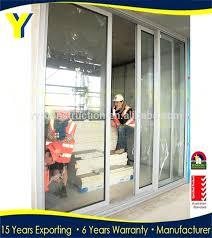 soundproof pocket door aluminium sound proof sliding door aluminium sliding stacking doors glass sliding door