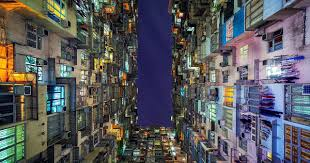 Interesting Architecture Photography Series Looking Up In Hong Kong For Inspiration Decorating