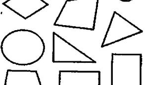 Disegni Da Colorare Per Bambini Forme Geometriche L Idea Migliore