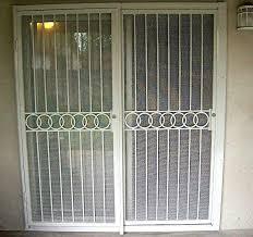 screen door for sliding door impressive sliding patio screen doors security screen doors patio security door screen door for sliding