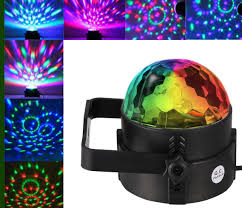 Amazon.com: Litake Party Lights Disco Ball Strobe Light Disco Lights, 7  Colors Sound Activated Stage Light with Remote Control for Festival Bar  Club Party ...