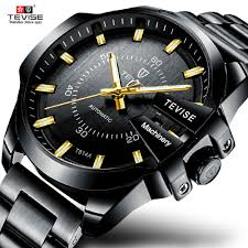 <b>Tevise Luxury Brand</b> Automatic Mechanical Watches For Men ...