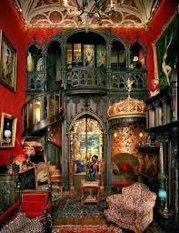 Home Decor, Victorian Home Decor Gothic Victorian Decor Steampunk Interior  Steampunk House: astounding victorian