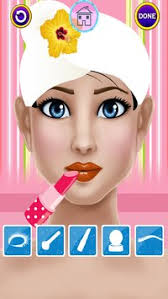 makeup games apk screenshot