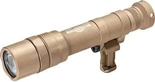 SureFire Dual Fuel Scout Light Pro LED WeaponLight ... - Amazon.com