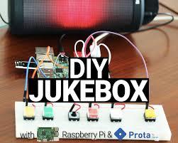 diy jukebox with raspberry pi