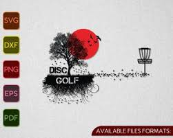 In disc golf, different kinds of discs are used for different shots. Disc Golf Svg Cut Files For Crafters Creativeusart