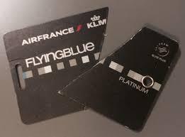 programme de fidÉlitÉ au flying blue