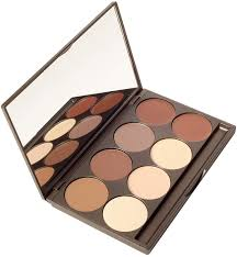 mud pro highlight shadow palette 28g low cost