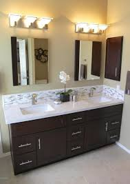 bathroom design center 3. Contemporary Master Bathroom With Satin Nickel 3 4 Inch Center To Throughout Cabinet Pulls Design 15 O