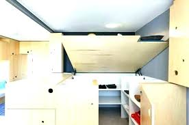 bed with closet underneath bed closet and office in one bed with closet underneath bed with