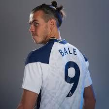 Nike tottenham hotspur yellow 2020/21 third authentic custom jersey. Gareth Bale Soccer Jerseys Soccer Com