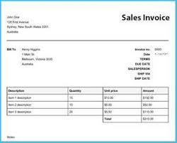 Electronic Invoice Template Attractive Electronic Invoice Template To Create Your Own