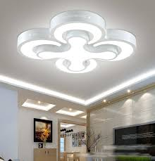 led ceiling light modern led ceiling lights bedroom lamps for 2x2 led drop ceiling lights led ceiling light
