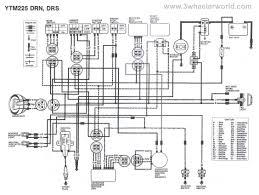 yamaha ty 250 wiring diagram wiring diagram mega yamaha 250 wiring diagram wiring diagram info xt 250 wiring diagram manual e book yamaha enticer