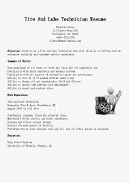 Automotive Technician Resume Perfect Automotive General Maintenance Technician Resume Template 45
