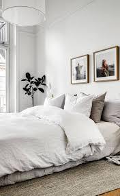 Home Decor For Bedroom 17 Best Ideas About White Comforter Bedroom On Pinterest White