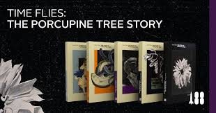 TIME FLIES – THE <b>PORCUPINE TREE</b> STORY