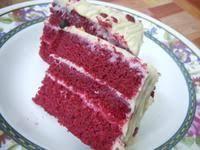 Kek Red Velvet Kukus Ruby137 Myresipicom