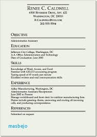 Job Resume For High School Student New Current College Student Resume Examples Sample Resume With Job