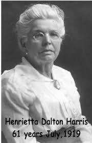 Henrietta Dalton Harris (1858-1936) - Find A Grave Memorial