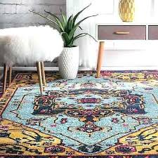 area rug carpet geometric vintage antique traditional multi x 7 nuloom rugs reviews