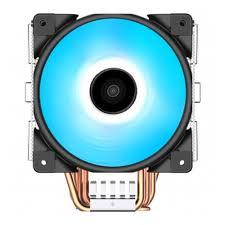 <b>Кулер</b> для процессора <b>PCCooler GI</b>-<b>D56V HALO</b> RGB — купить в ...
