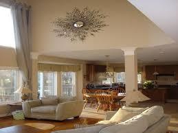 Mirrors Living Room Amazing Of Fabulous Beauty Wall Decor Idea For Living Roo 1699
