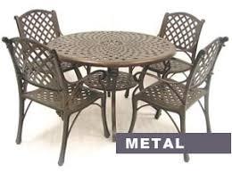metal patio furniture for sale. Metal Garden Furniture Patio For Sale