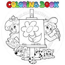 720x720 paint for kids printable books for kids children drawing book