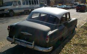 Down On The Mile High Street: 1953 Chevrolet 210 Sedan - The Truth ...