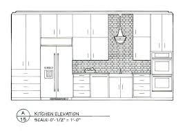 autocad kitchen design free house