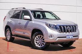 2015 Toyota Landcruiser Prado VX KDJ150R (Silver) for sale in ...