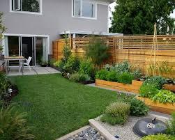 Small Home Garden Design Magnificent Ideas Contemporary Landscape  Contemporary Gardens
