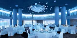 Crystal Light Banquets Chicago The Westin Palace Gallery Led Linear