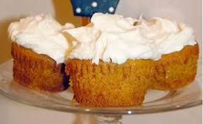 Pumpkin Cupcake Recipe No Fancy Ingredients In This Delicious Treat