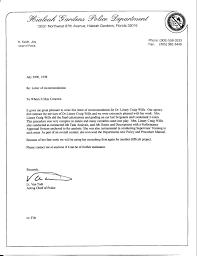 Letter Of Interest For Police Job Refrence Lawent Letter Intent ...