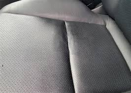how to repair a leather car seat