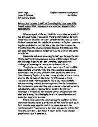 re act scenes and of educating rita how does willy  page 1 zoom in