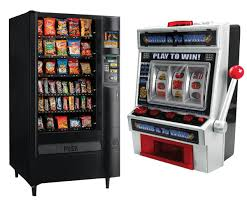 Frozen Product Vending Machine Stunning Is Your Marketing A Vending Machine Or A Slot Machine