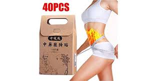 Natural Chinese Medicine Potent <b>Slimming</b> Paste <b>Stickers Belly</b> ...