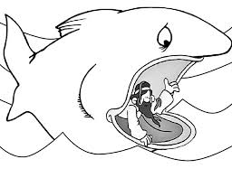 Small Picture Jonah And The Whale Coloring Pages ngbasiccom